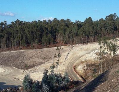 """Se adjudican a Arines los trabajos de movimiento de tierras y realización de voladuras de la obra """" Autovía A-57, Tramo Vilaboa-A Ermida"""""""