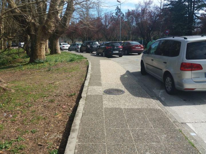 Mejora de la accesibilidad del campus sur.