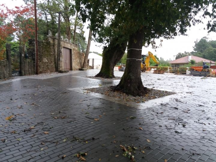Actuación integral de mobilidade sostible na EP 3004 e EP 2505 na parroquia de Caldelas –Tui.