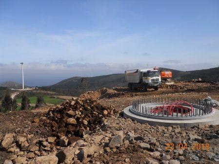Maquinaria para excavación y carga